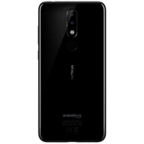 SMARTPHONE ENTEL NOKIA 5.1 PLUS
