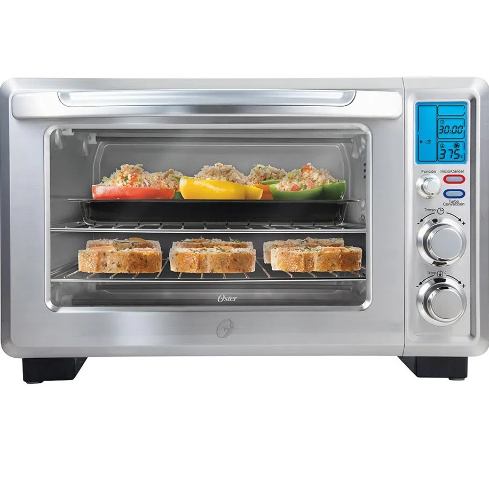 HORNO ELECTRICO OSTER 22LT DIG
