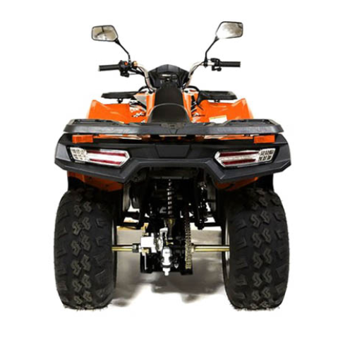 Cuatrimoto  LX200 ATV-U