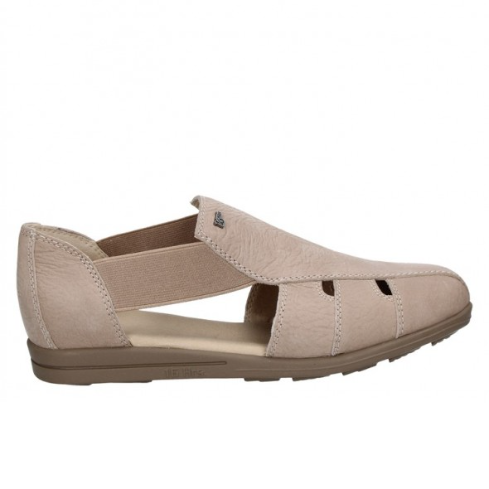 ZAPATO CASUAL BEIGE MUJER 16 HRS.