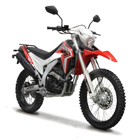 MOTO LONCIN LX250GY-3F