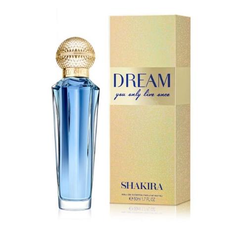 SHAKIRA DREAM 50 ML