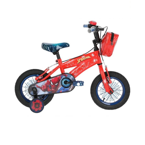 BICICLETA ARO 12 SPIDERMAN