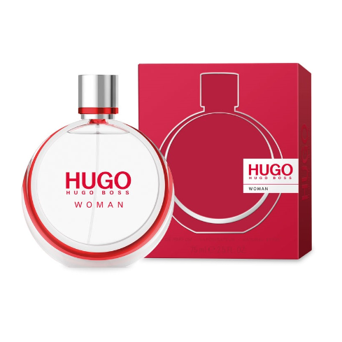 HUGO BOSS WOMAN 75 ML