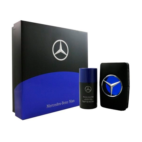 ESTUCHE MERCEDES BENZ MAN 100 ML