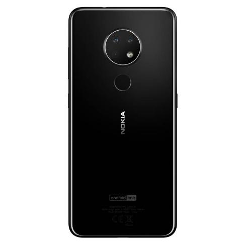 SMARTPHONE ENTEL NOKIA 6.2 NEGRO