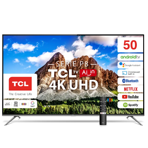 LED TCL 50P8 ANDROID TV 50