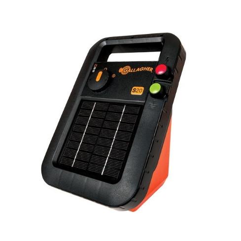 ENERGIZADOR SOLAR S20 1,2Ha 6Km