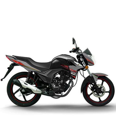 MOTO CALLE LX125-76A