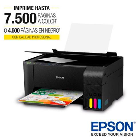 IMPRESORA MULTIFUNCION EPSON L3150