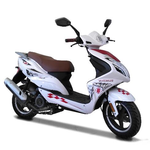 MOTO SCOOTER TAKASAKI ZN125T-22