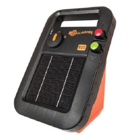ENERGIZADOR SOLAR S10 0,5Ha 3Km