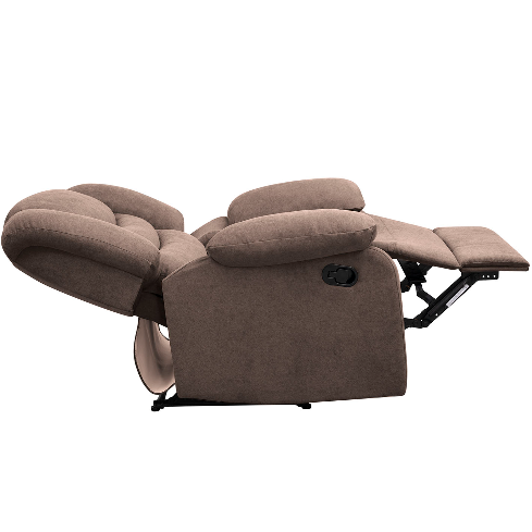 BERGERE RECLINABLE MANCHESTER TELA BEIGE 1 CPO