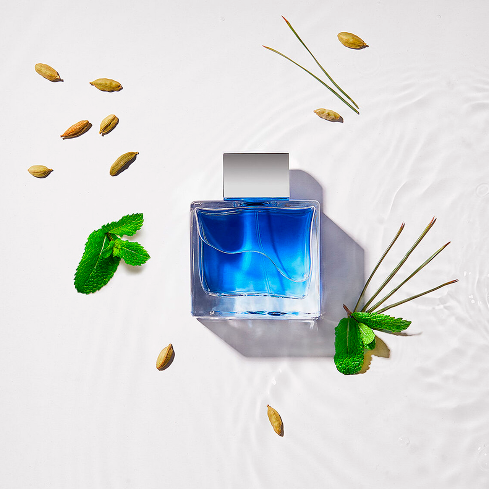 SET PERFUME BLUE SEDUCTION FOR MEN 100ML + DEO 150ML