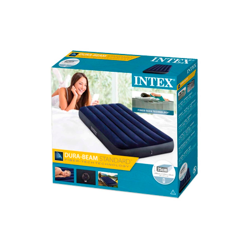 COLCHÓN INTEX INFLABLE TWIN
