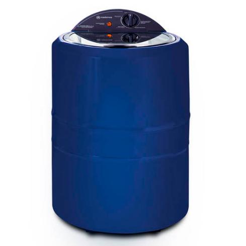 LAVADORA SEMIAUTOMATICA TWISTER 5100 BLUE MADEMSA