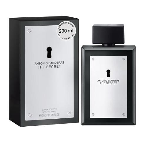 THE SECRET 200 ML A.BANDERAS