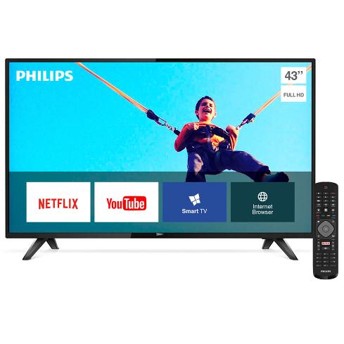 LED 43 43PFD5813 Full HD Smart TV