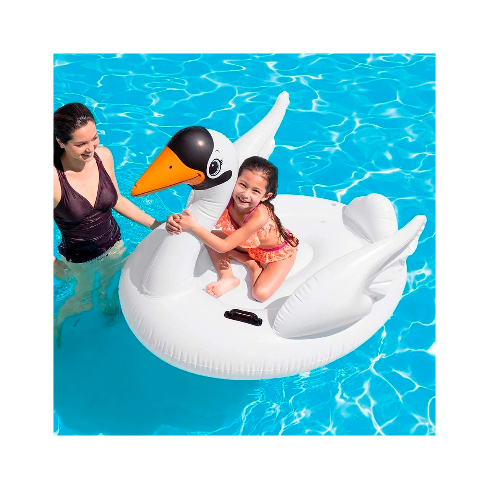 FLOTADOR INTEX CISNE
