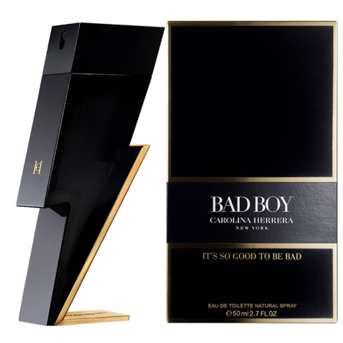 C.HERRERA BAD BOY 50ML MEN