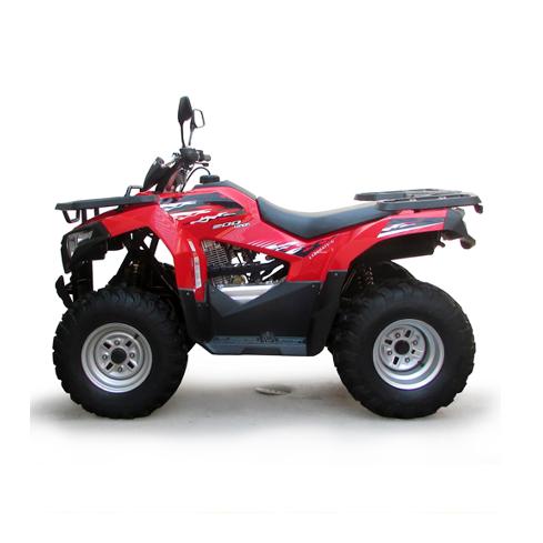 MOTO LONCIN 4 RUEDAS ATV LX200ATV-U